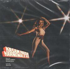 KASAM PAIDA KARNEWALE Ki - Original Bollywood Sondtrack CD von Bappi Lahiri