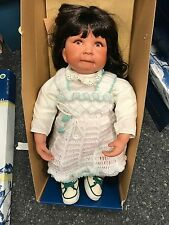Donna rubert muñeca de porcelana 60 cm. top estado