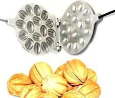 Walnut Shape Cookie Mold Oreshek Maker 16 nut Russian Pastry Soviet Cookies Form