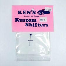 Ken's Kustom Shifters Black BKS-2