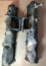 2004.5 2005 LLY Driver and Passenger Intake Manifold Chevy GMC Duramax Diesel HD