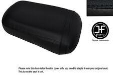 Vinilo negro automotriz Personalizado se ajusta a Honda VTX 1800 02-04 Trasero Cubierta de asiento solamente