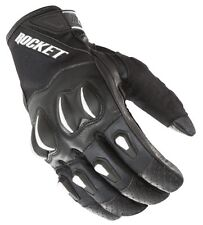 Joe Rocket Cyntek Motorcycle Street Glove Matte Black Size XL XLARGE