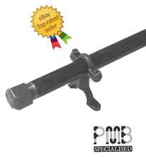 Vintage Curtain Pole / Rail | Industrial Steel Pipe | Bi Fold Door ANY SIZE