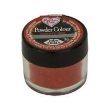Rainbow Dust Kolor Proszku jadalne dekoracyjne zabarwienie- Pomidorowy Czerwony