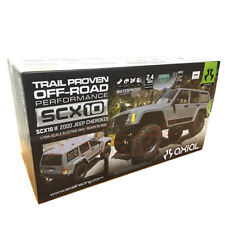 Axial SCX10 II 2000 Jeep Cherokee 1:10 4WD Rock Crawler RTR EP RC Cars #AX90047
