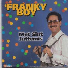 Franky Boy-Met Sint Juttemis cd single