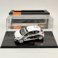 IXO 1:43 PEUGEOT 208 R2 #0 Tour De Corse 2012 RAM559 Limited Car Diecast Models