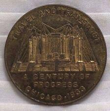 1933 Chicago Travel & Transport Century Of Progress Good Luck So-Called $ Dollar