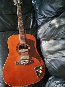 Eko Ranger 12 string acoustic guitar