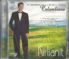 Kirlianit El Regreso De La Musica Andina Colombiana Latin Music CD