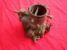 carburateur weber 24/32 DDC Citroën DS