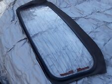 MAZDA MIATA SOFT TOP CONVERTIBLE  CAR HEATED GLASS MX5 90-05