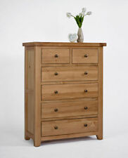 Oak AMETIS 6 Chests of Drawers