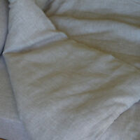 Linen Duvet Comforter Cover 100% Pure Flax Full Queen King USA popular sizes