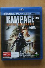 Rampage 2 - Capital Punishment (Blu-ray, 2014)   Preowned (D219)