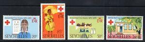SEYCHELLES  1970   RED CROSS     MNH UM