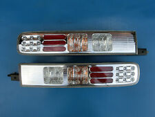 JDM Nissan Cube AUTECH Tail Rear Lights Lamps Z11 BZ11 LED Pair Left Right 02-08