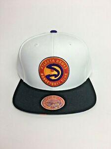 Atlanta Hawks Mitchell Ness snapback *rare*