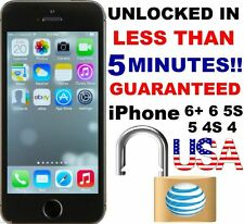 Iphone IMEI Unlock ATT, 5,6,7, 8 All Models. Paid Off And Out Of Contract