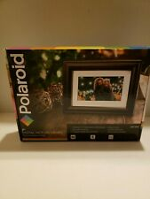 "BRAND NEW POLAROID 7"" DIGITAL PICTURE FRAME PDF-750W"
