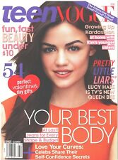 TEEN VOGUE Magazine February 2011 Lucy Hale Pretty Little Liars Valentines Gifts