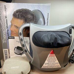 Homedics TherapistSelect Kneading Shiatsu Household Massager Model SM-100 Tested