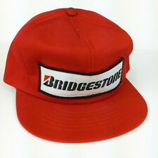 Vintage Usa United States Swingster Bridgestone Snapback Cap Trucker Hat