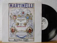 """12"""" Maxi - MARTINELLI - Revolution - 8:11min - CHIC 1986 - ITALO"""