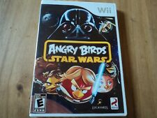 Angry Birds Star Wars Case for Wii - Empty Rep Box Only