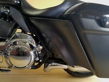 Motorcycle Accessories & Parts Black Chrome Fork Lower Leg Deflectors Shields For Harley Touring Trike Electra Street Glide Road King Flh Flht Fltr Flhx 00-13 Jade White Frames & Fittings