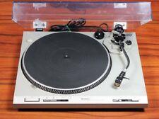 ** Technics SL-D202 Automatik silber - Japan Vintage **