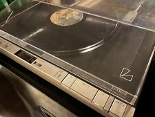 Luxman Px-101 Tangiential tracking Turntable - Vintage!