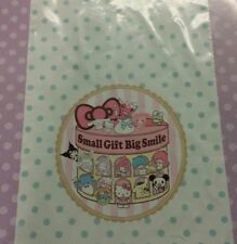 Sanrio Small Gift, Big Smile 10pc Plastic Gift Bags