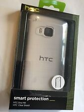 HTC Clear Shield Case Cover for HTC One M9 model/series by HTC HC C1153 Genuine