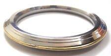 HEAVY Stainless Steel & Brass Bracelet Wristlet Wristband Kada Kadaa - Men Women