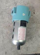 Wilkerson F16 03 000 Air Compressor Filter Water Trap 38 Npt