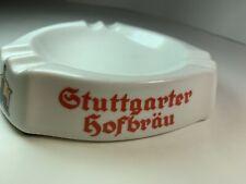Vintage Gtuttgarter hofbrau Ashtray