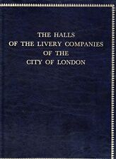 YB565. Lubbock/Penton - Halls of the Livery Companies of the City of London 1981