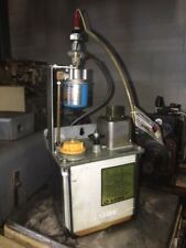 Schmieröl Corp Automatisch Öler, Mmxl-Iii, 100v, W / Filter, Gebraucht, Garantie