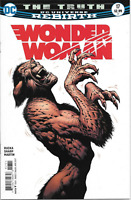 Wonder Woman #17 DC COMICS COVER A 1ST PRINT RUCKA REBIRTH