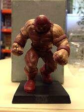 JUGGERNAUT ACTION FIGURES MARVEL - EAGLEMOSS LEAD COMICS HEROES COLLECTION 217