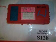 TESTED 8637A014  2005 Mitsubishi Outlander ETACS Control Module Alarm  #S128