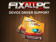 Fixallpc - Disc - Recovery/Install/Update Any Driver for HP Pavilion dv6