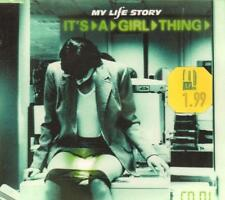 My Life Story(CD Single)Its a Girl Thing CD1-New