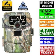 720P 30fps HD Vision Nocturne Caméra de chasse Trail Hunting Caméra Infrarouge