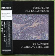 Pink Floyd THE EARLY YEARS. DEVI/ATION MORE 1970 SESSIONS CD mini-LP Sealed