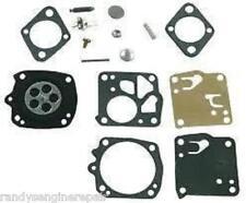 Homelite Xl 12 Xl12 Carburetor Carb Rebuild Kit Complete Tillotson Hs New