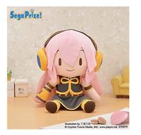Mega Jumbo Plush Luka SEGA 32cm doll Stuffed toy Hatsune Miku series Japan