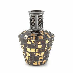 pajoma katalytische Duftlampe ''Monaco'' gold/schwarz